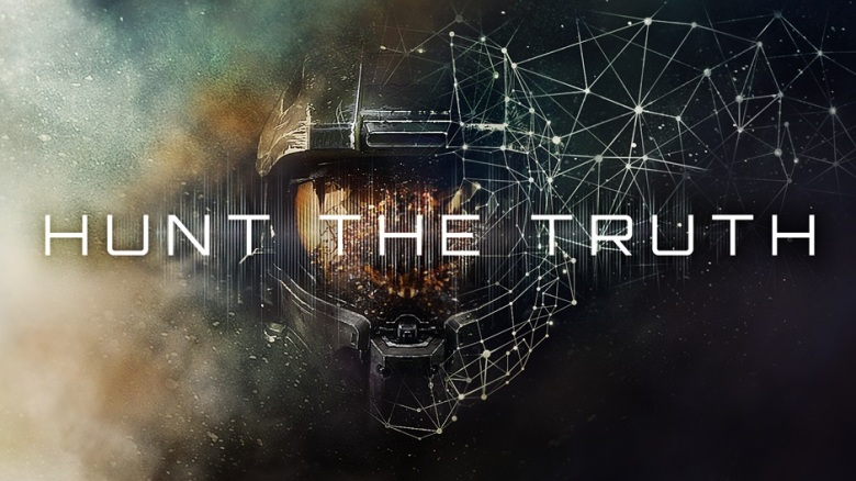 Halo Hunt the Truth Key Art 09 21 2015