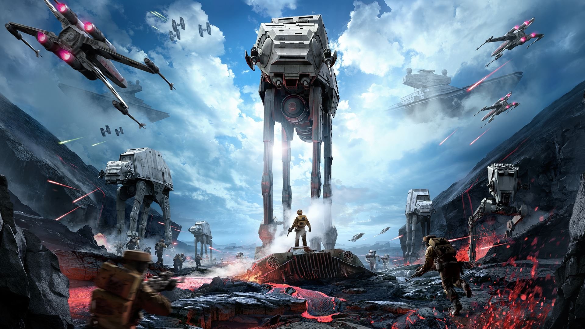 star wars battlefront beta is now available for xbox one. Black Bedroom Furniture Sets. Home Design Ideas