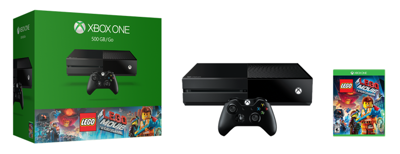 Xbox One The LEGO Movie Videogame Bundle Available In October |