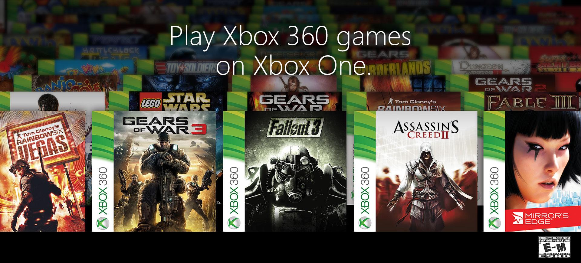 Xbox One Backward Compatibility | Xbox Live's Major Nelson