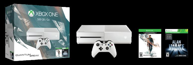 XboxOne_500GBConsole_QuantumBreak_US_CAN_Groupshot_RGB
