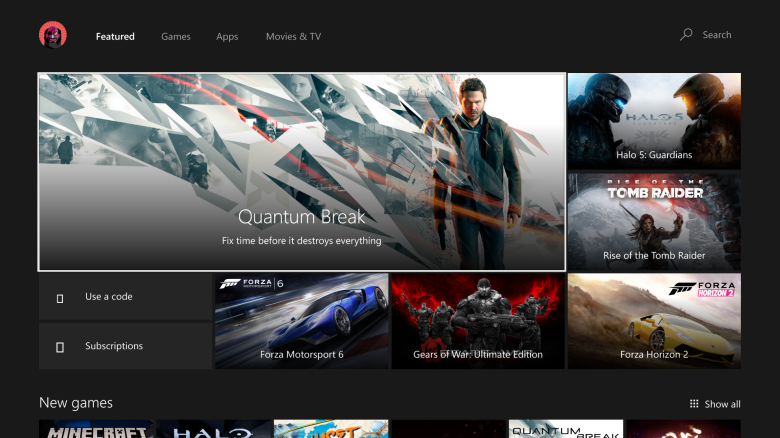 Xbox One Upcoming Summer Dashboard Update Detailed