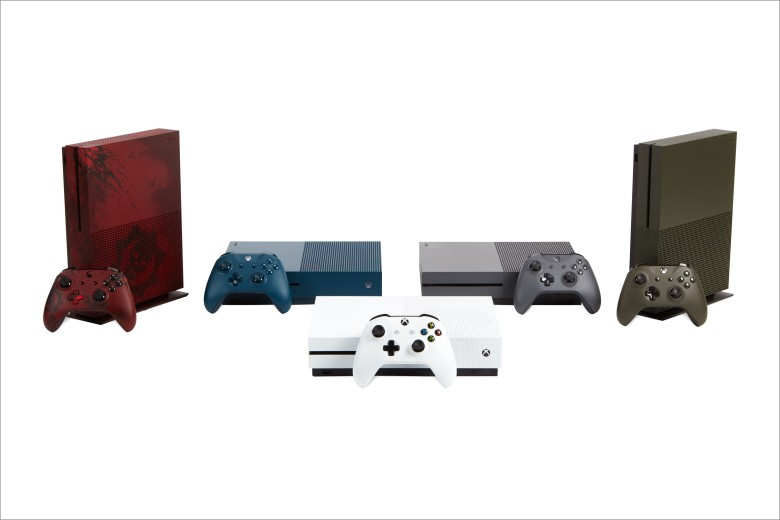 consoles-photo